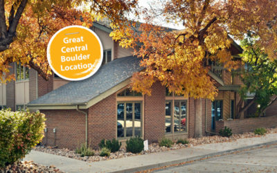 UNDER CONTRACT – Boulder Office Condominium For Sale