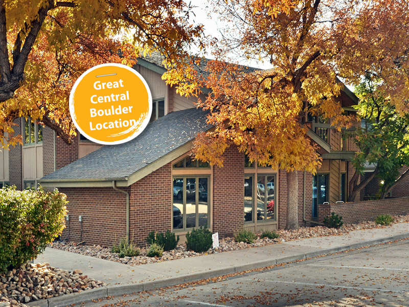UNDER CONTRACT – Boulder Office Condominium For Sale