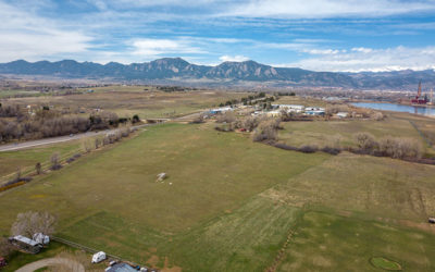 SOLD – 41.47 Acres for Sale – Arapahoe Avenue, Boulder