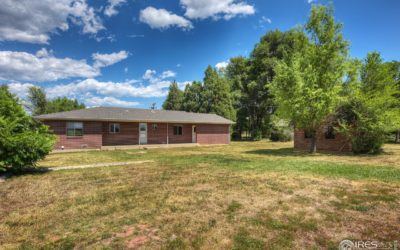 SOLD – Amazing Boulder Location with Two Homes on 2.5 acres