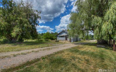 2.45 Residential Acres in Boulder on Baseline Road