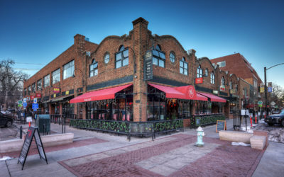 Downtown Boulder Office Space – 10th & Pearl – Suite 210